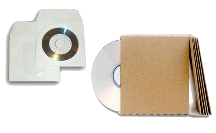 Mini-CD-Sleeve