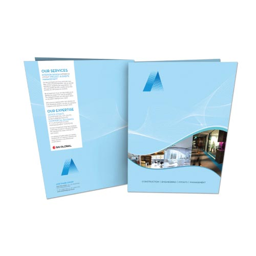 custom presentation folders no minimum Save on these elegant and affordable custom portfolios with free printing, free setup, and free 24 hr rush service low minimum orders (as few as 3 pieces) show clients that you mean.