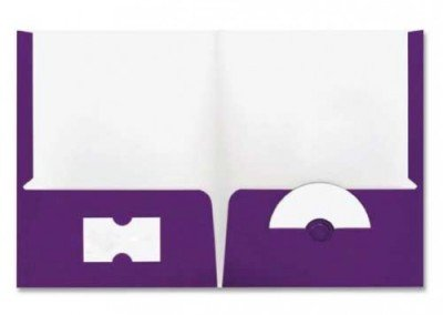 CD / DVD Folders