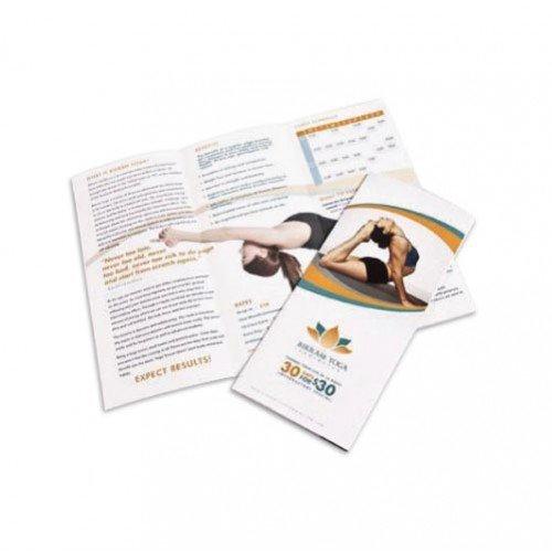 11″ x 17″ Brochure Printing
