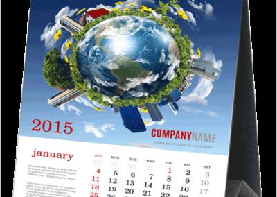 12 Page Calendars