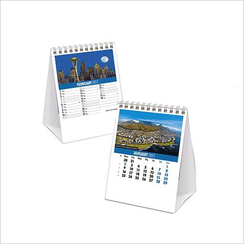 12 Page Calendars