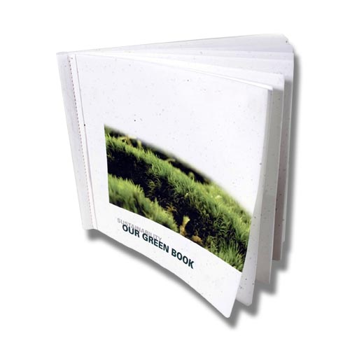 20 Pages Booklets