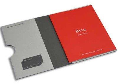 Booklet folders