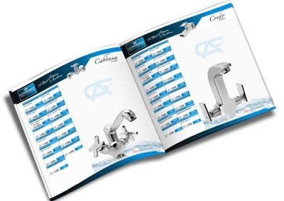 4 Color Catalog Printing