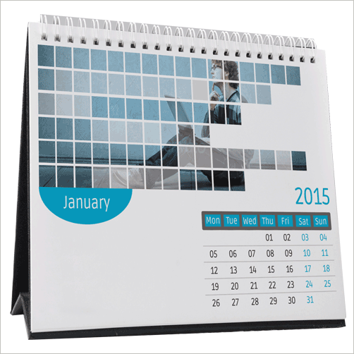 6 Page Calendars