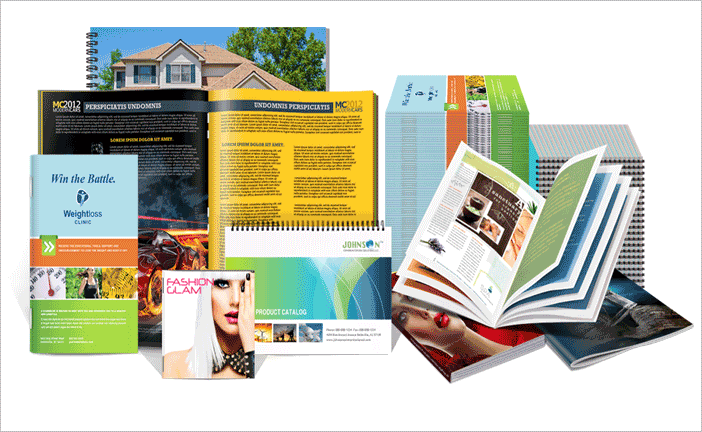 8.5 x 5.5 Booklets