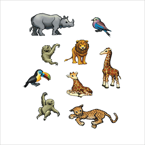 Farm Animal Stickers | Live Animal Crossing Stickers
