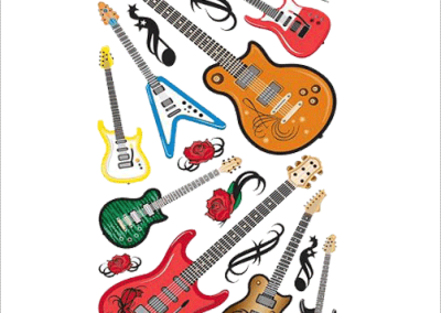 Band-Stickers