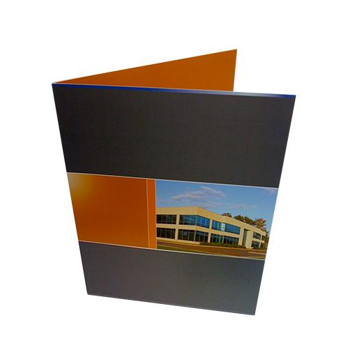 Business Folders Custom Printed