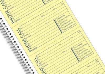 Carbonless Register