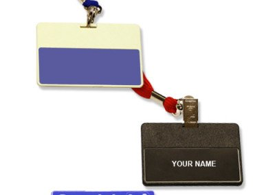 Engraved Badges