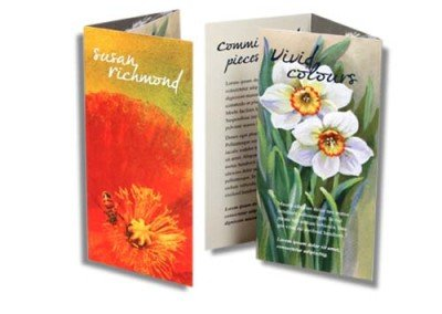 Folded Booklets