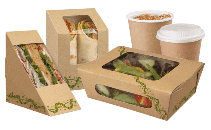 Fast Food Takeaway Boxes