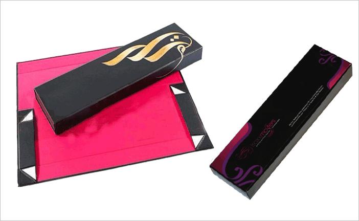 Hair Extension Packaging   Custom Hair Packaging Boxes