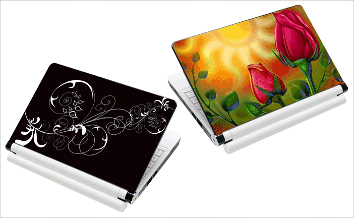 Custom Laptop Stickers Wholesale Printing At Lowest Price