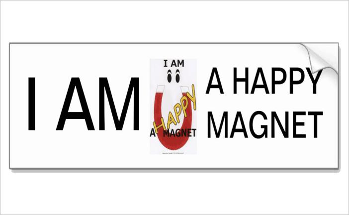 Magnet bumper Stickers