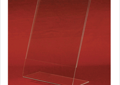 Plastic-Table-Tent-Card