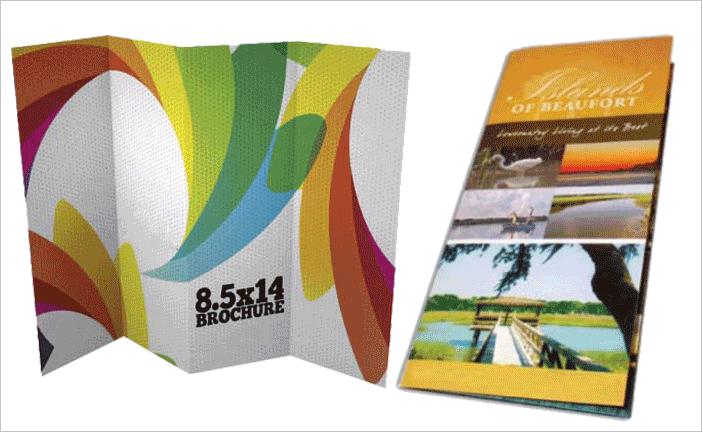 8.5″ x 14″ Brochure