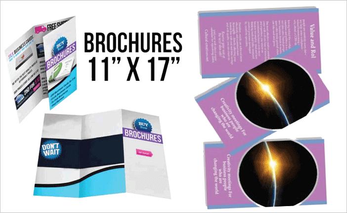 11″ x 17″ Brochure