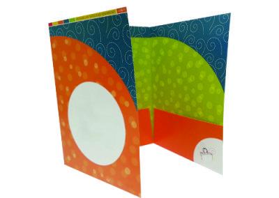 TriThree Panel Folders