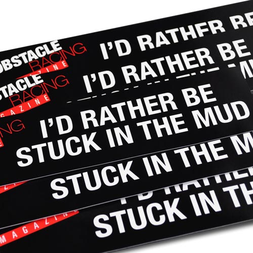 Vinyl Bumper Stickers