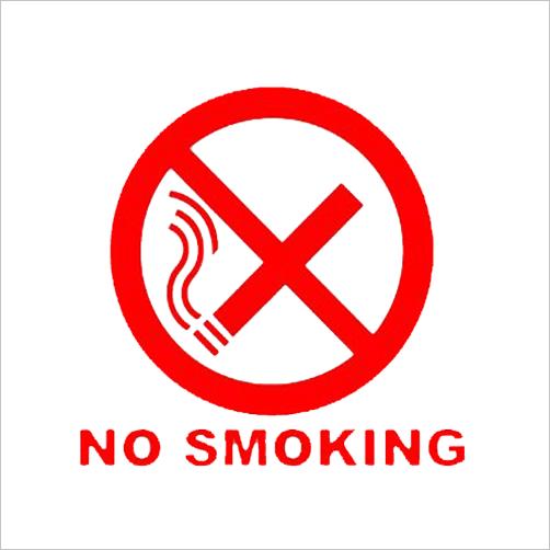 Warning-Stickers