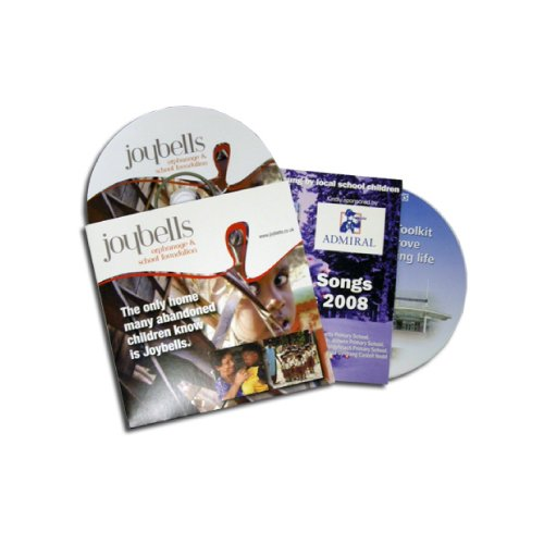 2 Panel CD / DVD Jackets