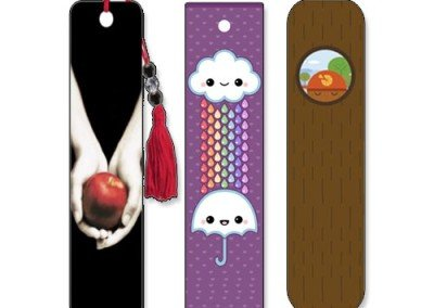 2 x 6 Bookmarks