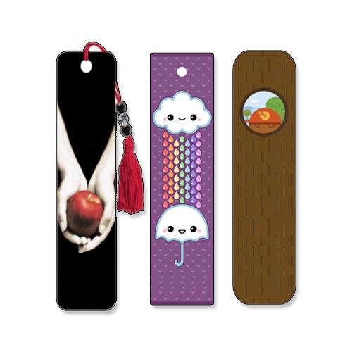 2 X 6 Bookmarks