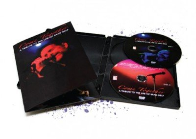4 Panel CD / DVD Jackets