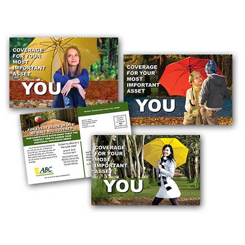 6″ x 9″ Post Cards