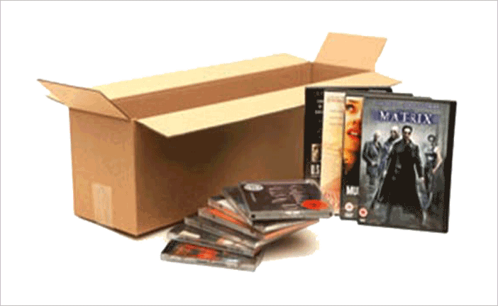 CD / DVD Boxes
