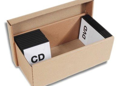 CD DVD Boxes