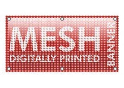 Mesh Banners