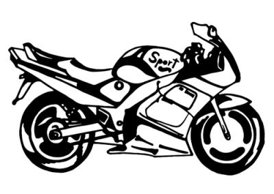 Motorcycle-Decals