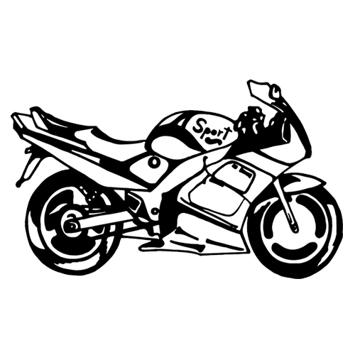 All About Amazoncom Vintage Motorcycle Decals