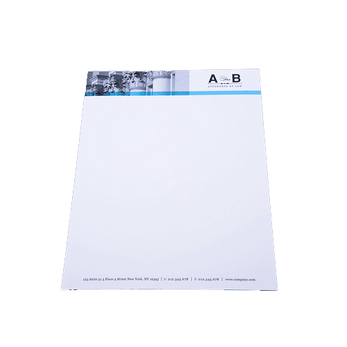 Office LetterHead | Office Letter Head Printing