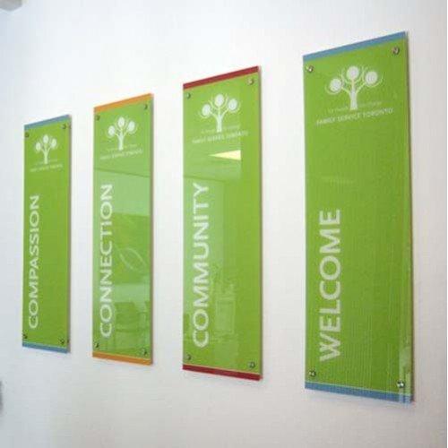 Silk Screen Banners