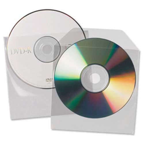 Vinyl CD / DVD Sleeve