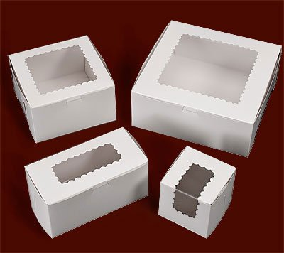 Wholesale cake boxes