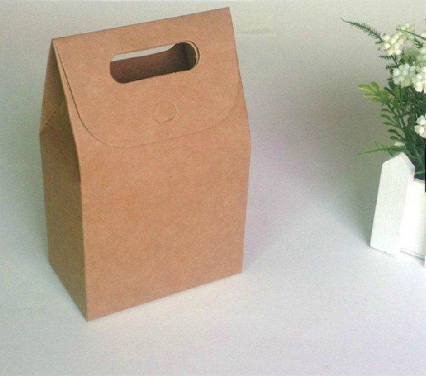 Kraft Favor Boxes