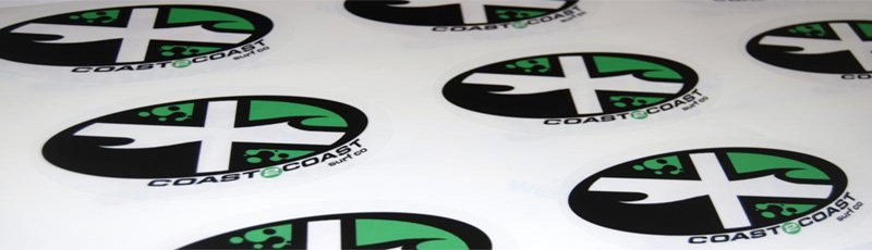 solid vinyl stickers