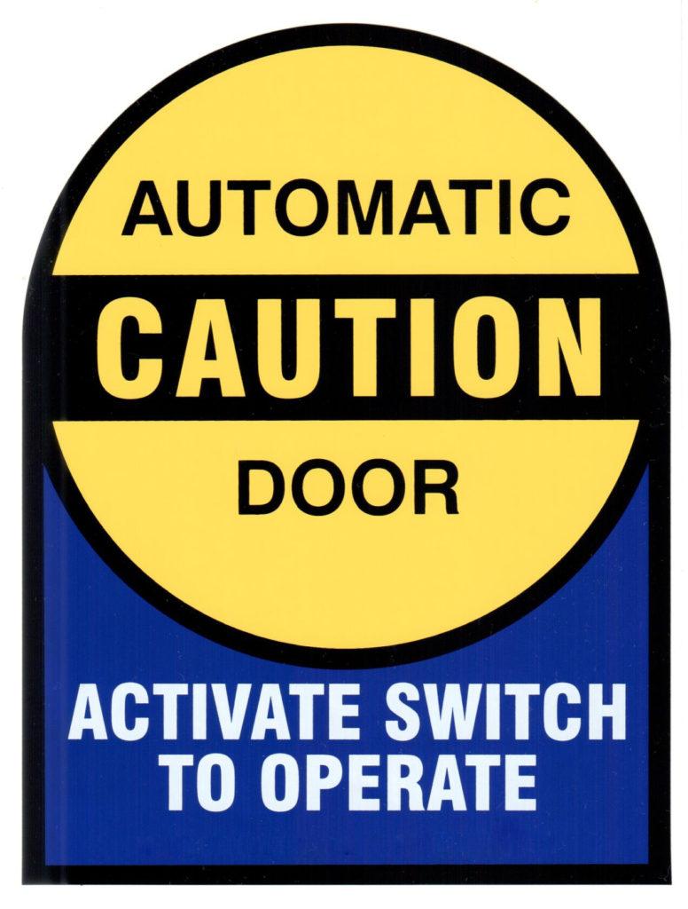 Garage Door Stickers