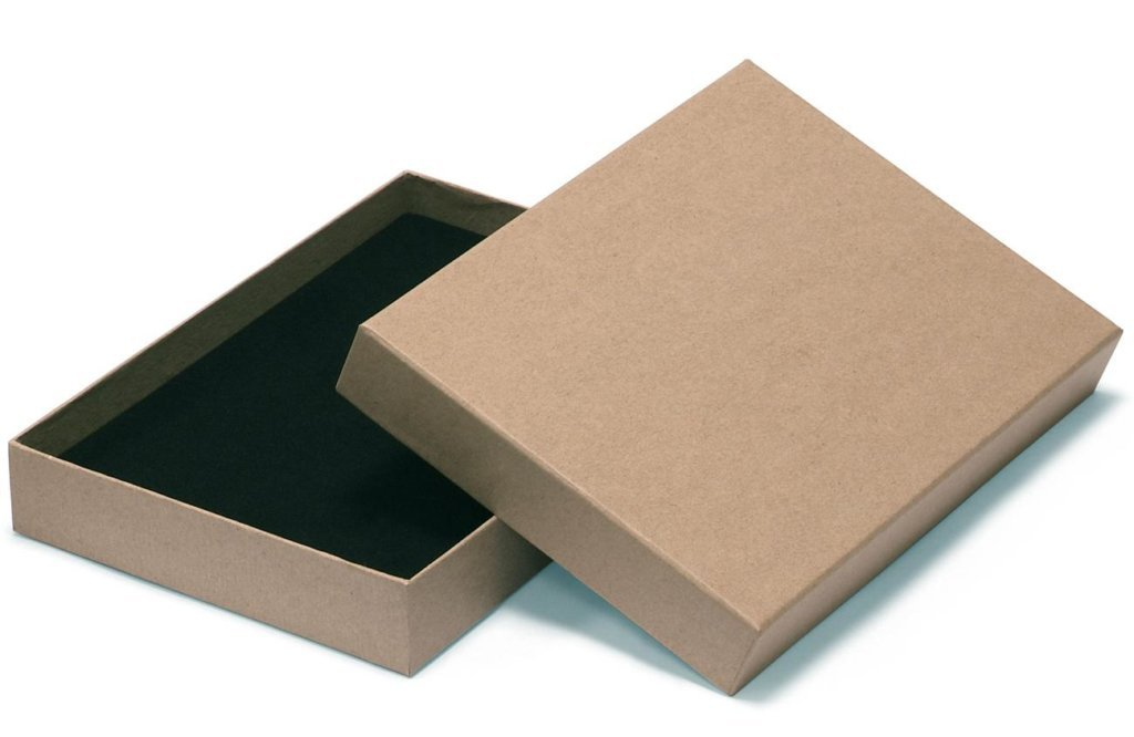 Jewelry Kraft Paper Boxes