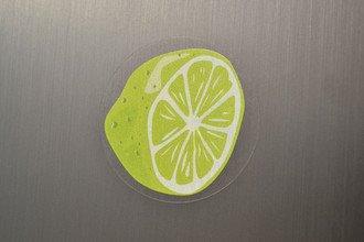 Custom clear vinyl stickers