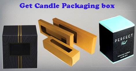 Candle Packaging Box is Crucial For Packaging. Learn Why!