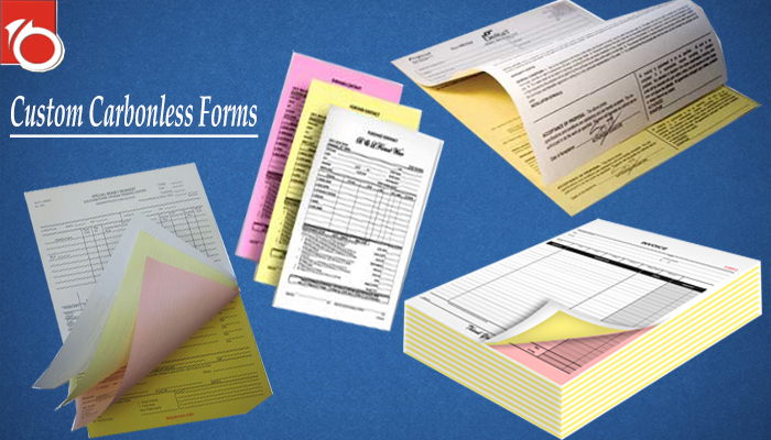 Custom Carbonless Printing Forms – Tips to Take Advantages