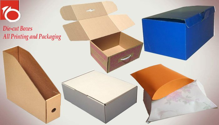 custom die cut boxes