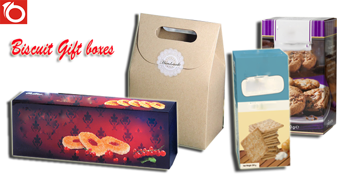 biscuit gift boxes